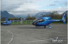 Helikopter Schnupperflug EC120B Colibri, ca. 30 Minuten