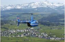 Helikopterflug Sitterdorf - Appenzell - Säntis