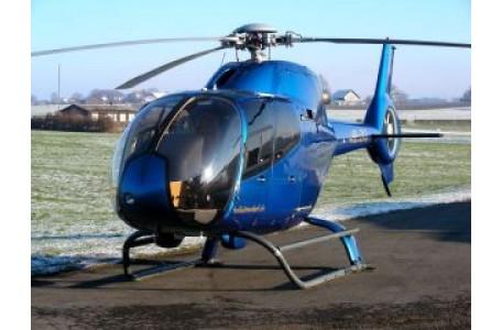 Helikopterflug, EC120, 4 PAX, Zürich-Kloten, ca. 30 Min.