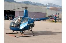 Helikopter Schnupperflug R22, ca. 60 Minuten
